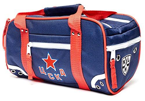 4ba25bbd1 Atributika & Club HC CSKA Moscow KHL Travel Toiletry Hockey Bag Shaving  Dopp Kit, Durable Polyester