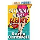 Saturday Night Cleaver (A Barbara Marr Murder Mystery, Book 4)