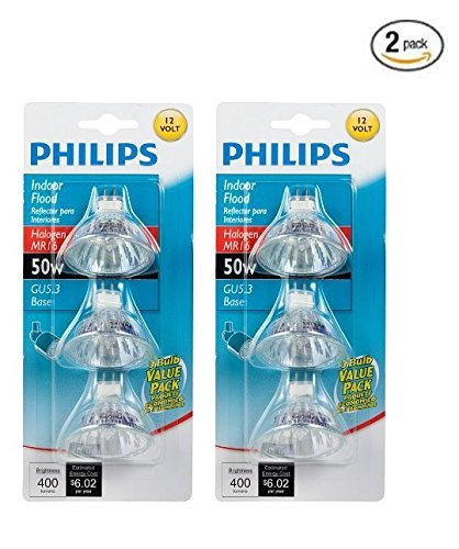 Philips 50 Watt Halogen Flood Light Bulb in Florida - 4