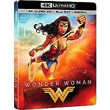 Wonder Woman 4K Ultra HD Blu-ray Steelbook Best Buy