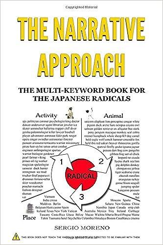 The Narrative Approach: The Multi-Keyword Book for the Japanese Radicals: Amazon.es: Sergio Moreno: Libros en idiomas extranjeros