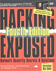 Hacking Exposed, w. DVD-ROM: Network Security Secrets and Solutions (Consumer One-Off)