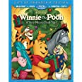 Winnie the Pooh: A Very Merry Pooh Year (Gift of Friendship Edition) [Blu-ray]