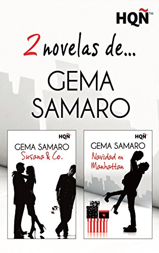 Pack HQÑ Gema Samaro 2 (Spanish Edition)