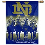 Wincraft Notre Dame Fighting Irish 27×37 Vertical Flag Review