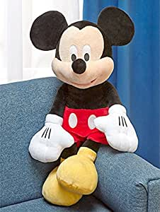 Disney Store Large/jumbo 25' Mickey Mouse Plush Toy Stuffed Character Doll -- 25' H