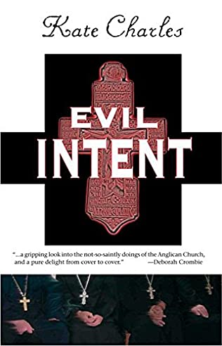 book cover of Evil Intent