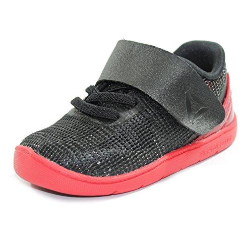Reebok R Crossfit Nano 7.0, Sneaker Basses Homme Multicolore - rouge/noir/blanc (Primal Red/Black/White)