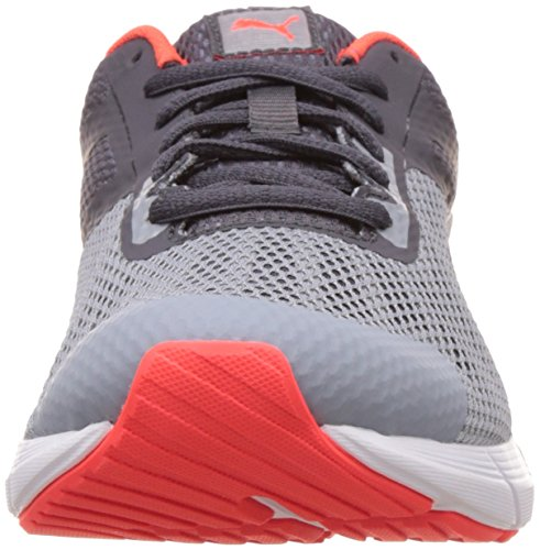 Grey WN's WoMen Puma periscope 02 Quarry red Multicoloured Shoes Propel Running Blast pwBRTqY