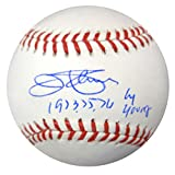 "JIM PALMER AUTOGRAPHED OFFICIAL MLB BASEBALL BALTIMORE ORIOLES ""1973, 75, 76 CY YOUNG"" PSA/DNA STOCK #81029"