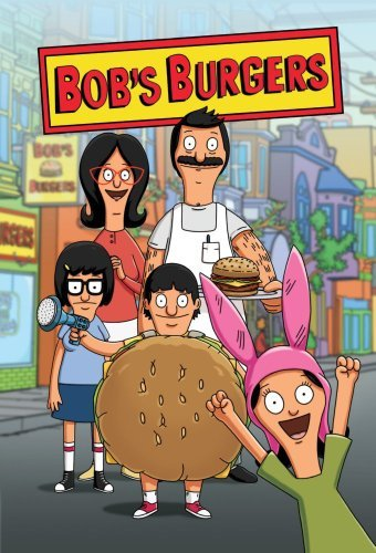 Bobs Burgers Poster #01