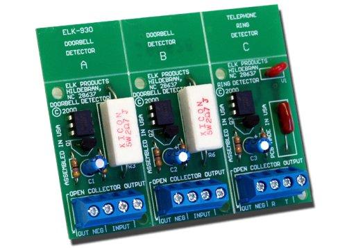 Elk ELK-930 Doorbell and Phone Ring Detector (Elk Doorbell)