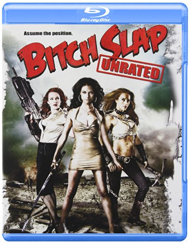 Blu-ray : Bitch Slap (Digital Theater System, AC-3, Widescreen, Unrated Version, )