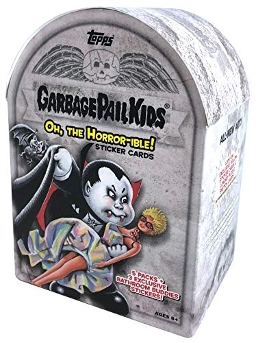 2018 Topps Garbage Pail Kids Series 2 Oh,