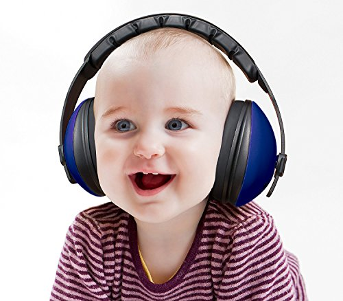 Baby Ear Protection Noise Cancelling Muffs for Babies Infant Tots Toddler