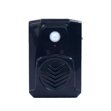 Pequeño Negro PIR Infrarrojo Sensor de Movimiento Scream Caja de ...