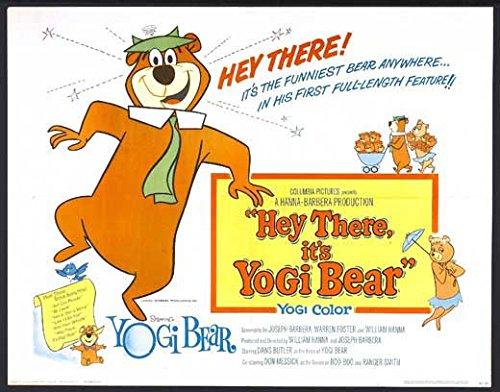 (Hey There It's Yogi Bear (C) POSTER (27