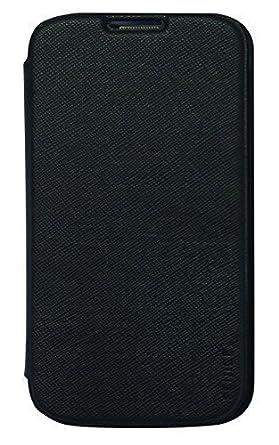 huge discount e777c d6e7a Fenice Galaxy Note II Flip Cover 'Jelatto' Black N7100