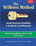 The Wilborn Method, Social Security Disability, Ralph Wilborn and Tim Wilborn, 0989301621