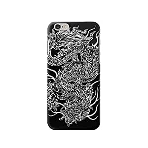 """Dragon Tattoo 4.7 inches Iphone 6 Case,fashion design image custom iPhone 6 4.7 inches case,durable iphone 6 hard 3D case cover for iphone 6 4.7"""", iPhone 6 Full Wrap Case"""