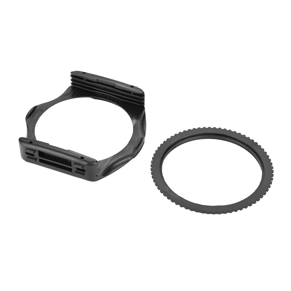 Acouto Camera Star Filter with Holder for P Series Square Adapter Ring Photography Shooting Accessory(6-wire star mirror) by Acouto