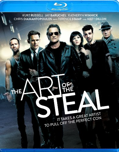 Art Of The Steal, The [Blu-ray]