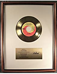 The Lettermen Goin' Out Of My Head 45 Non RIAA Gold Record Award Capitol Records To Lettermen