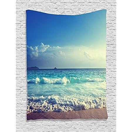 51l2fk6GbJL._SS450_ Beach Tapestries and Coastal Tapestries