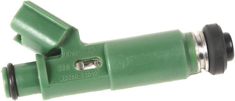 TOOGOO 23250-22040 Kit DInjecteur de Carburant pour 00-04 Corolla /& 00-05 Celica 03-06 Matrix /& Pontiac Vibe /& 00-02 Prizm 1.8 L