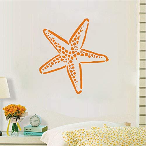 Estrella De Mar Etiqueta De La Pared Creativa Para Niños ...