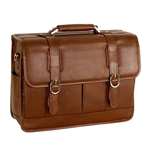 Mcklein Series S Beverly Leather Laptop Case