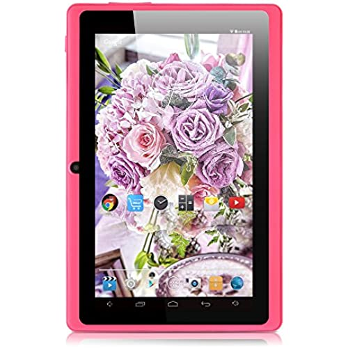 iRULU eXpro X1 7 Inch Google Android Tablet PC, 1024x600 Resolution, 8GB Nand Flash, Wi-Fi, Games, Dual Cameras Coupons