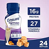 Ensure 24 Count High Protein Nutritional Shake with 16g of High-Quality Protein
