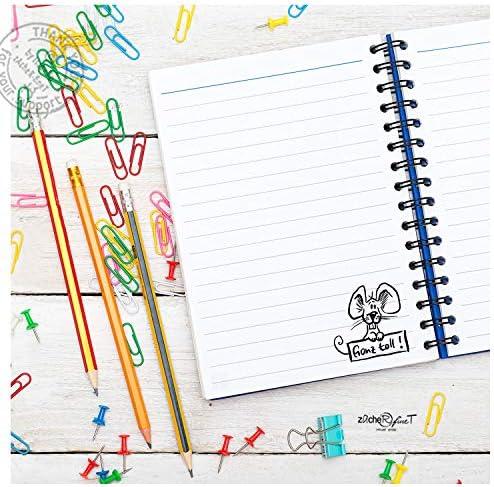 mit Maus Stempel Lehrerstempel Ganz toll Schulstempel Lob f/ür Gute Leistungen Motivation Belohnung Belobigung zAcheR-fineT Handschrift