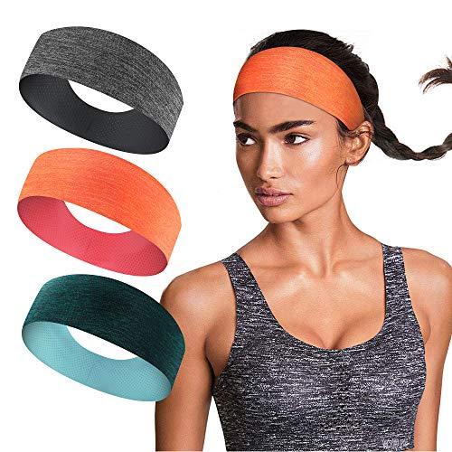 3 Pack Workout Headbands