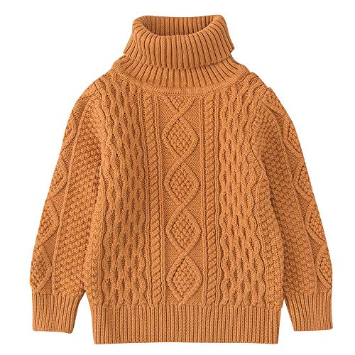 Lurryly❤Baby Boys Knitted Sweater Kids Warm Tops Clothes Clothing Outfits Apparel 1-6T