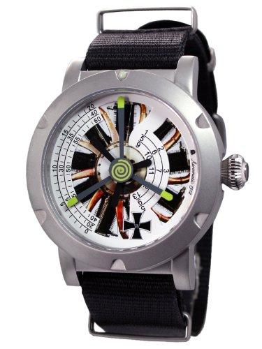 Watches Mechanical German - German Retro miltary aviator watch mechanical handwinding movt. A1397