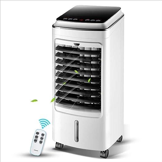 HONG FAN Pequeño acondicionador de Aire/Ventilador móviles ...