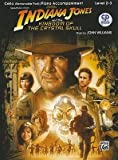 [(Indiana Jones and the Kingdom of the Crystal Skull: Cello (Removable Part)/Piano Accompaniment: Level 2-3)] [Author: John Williams] published on (September, 2008)