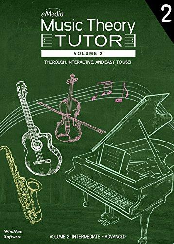 eMedia Music Theory Tutor Vol. 2 [PC Download] by eMedia Music