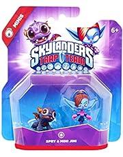 Figurine Skylanders : Trap Team - Spry + Mini Jini