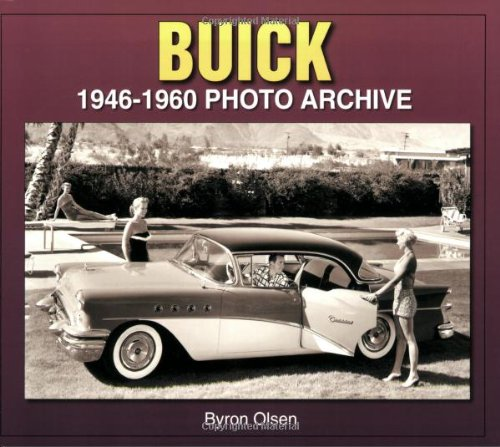 Buick: 1946-1960 Photo Archive (Buick Car Limited)