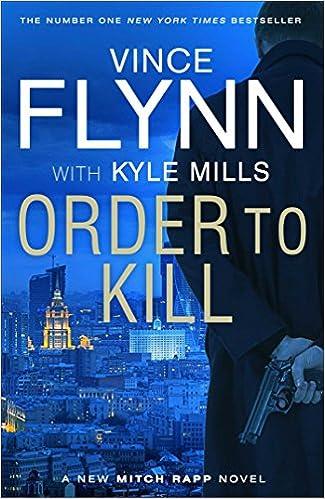 Book Order to Kill (Mitch Rapp 15)