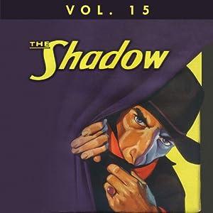 The Shadow Vol. 15 Radio/TV Program
