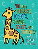 Best Books For 2 Yr Olds - My First Toddler Coloring Book: Fun with Numbers Review