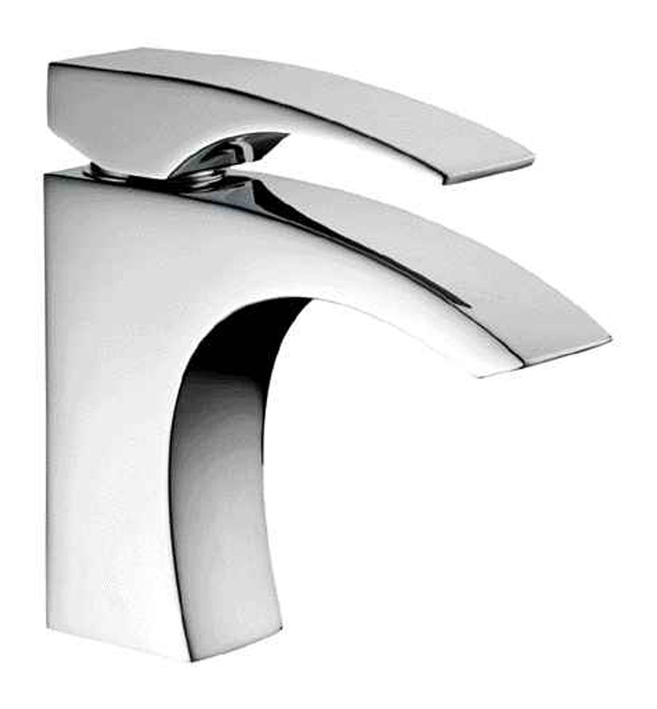 ALFI brand AB1586 Single Lever Bathroom Faucet Polished Chrome