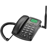Telefone GSM Fixo Rural Elgin GSM100, Elgin, GSM100, Preto
