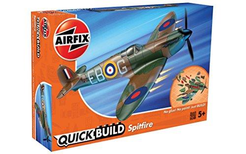 Airfix Quick Build Spitfire Aircraft Model Kit