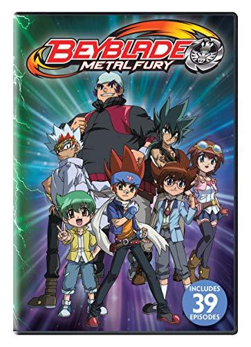 Beyblade Metal Fury ()