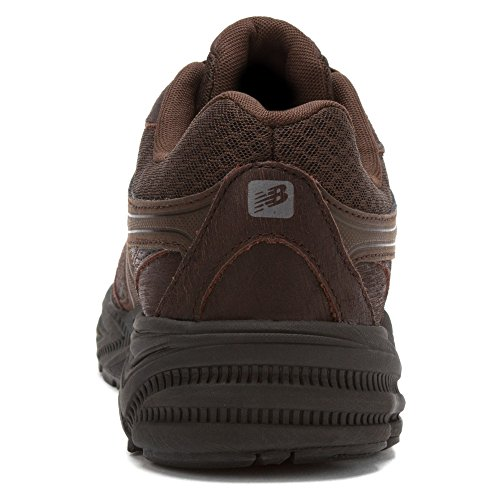 888098092783 - New Balance Men's MW840 Walking Shoe,Brown,9 2E US carousel main 5